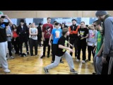 Паша, Макс паппинг / Accident battle 15/12/13 / ТВЦ Штаб-Квартира