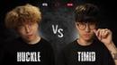 Huckle VS Timid   Die To Die Vol.4   Final