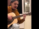 Вернувшийся на ютуб Иван Гамаз исполяет кавер на Nirvana - Smells Like Teen Spirit