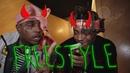 Ski Mask Juice WRLD - EVIL TWINS Freestyle