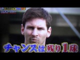 Lionel Messi & Japanese robot