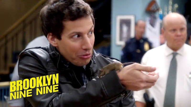 Jake's Locker | Brooklyn Nine-Nine
