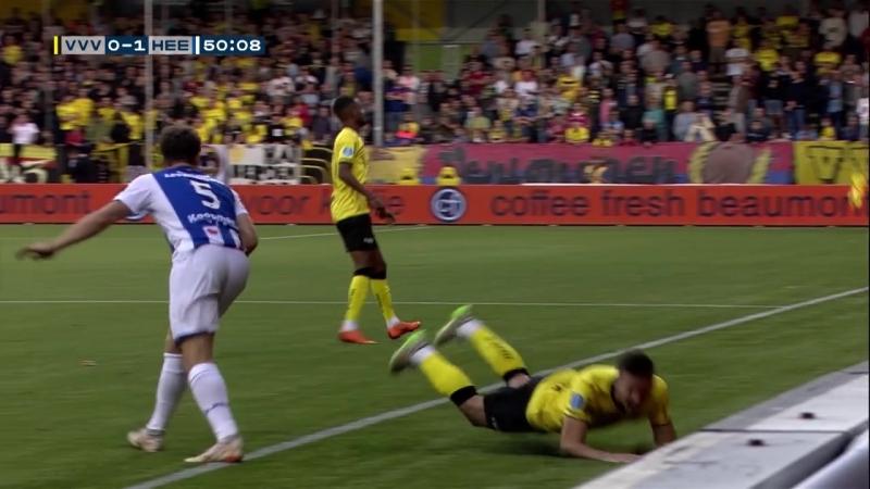 Samenvatting VVV-Venlo - SC Heerenveen