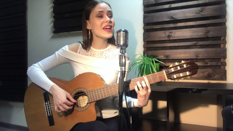 Anya May Just like a Star by Corinne Bailey Rae acoustic cover version
