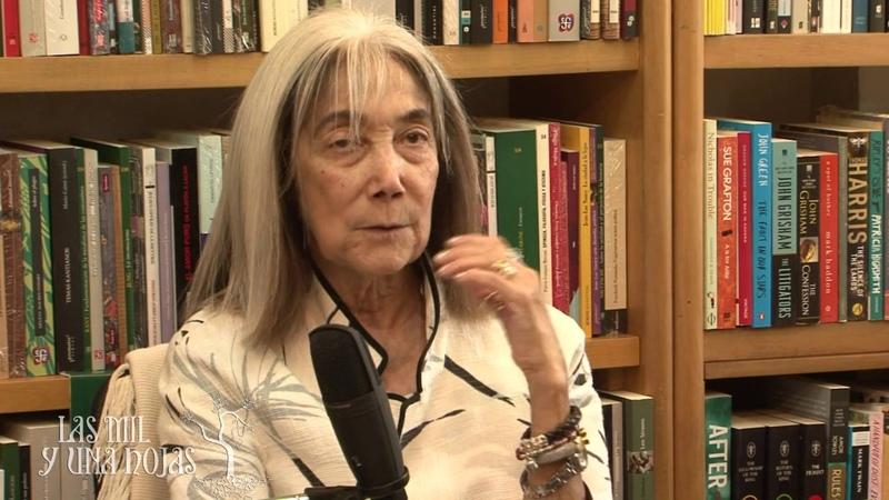 Homenaje a Borges: María Kodama dialoga con Ana Quiroga (Librería Las mil y una hojas)[19 de noviembre de 2016]