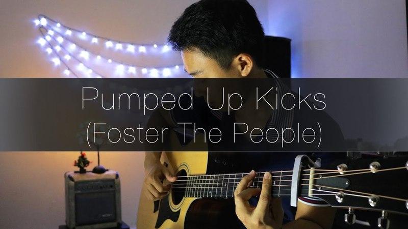 (Foster The People) Pumped Up Kicks - Rodrigo Yukio (Fingerstyle Guitar Cover)(FREE TABS)