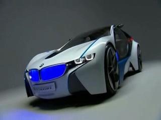 Новинка : BMW Vision Efficient Dynamics