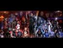 Mass Effect 3. Капитан Жбан Шепард живой после встречи с друзьями