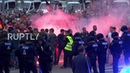 Germany Bottles fly in Chemnitz as anti migrant protest turn chaotic