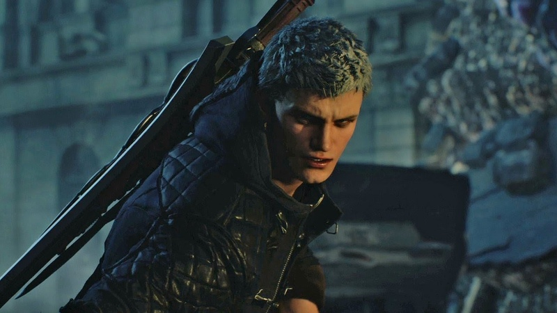 Devil May Cry 5 Live Gameplay Demo - Gamescom 2018