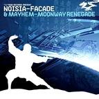 Noisia альбом Facade / Moonway Renegade