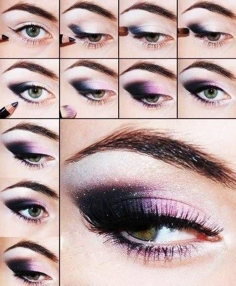 Как вам такой макияж?