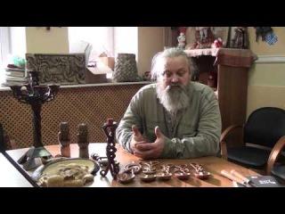 Мастер резьбы по дереву Александр Большаков