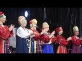 Приветствие Надежды Бабкиной на концерте