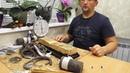 Тест ножа Mora Companion сталь нержавеющая