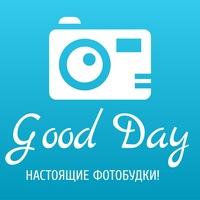 Фотокабина Фотобудка в СПБ /Good Day/
