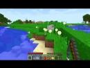 ВЫЖИВАНИЕ В СТЕКЛЯННОМ ШАРЕ - ЛОВУШКЕ В МАЙНКРАФТ! Нуб и Троллинг нуба Мультик про Minecraft ловушка