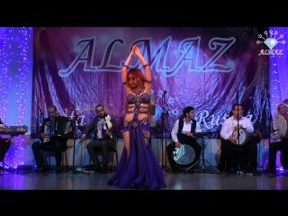 ALMAZ FESTIVAL 2018 - OXANA BAZAEVA - AMA BARAWA & KARET EL FINGAN