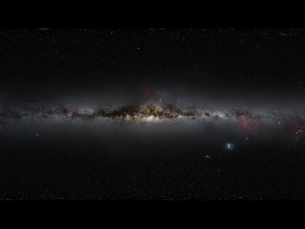 Центр нашей галактики Zooming into Sagittarius A*