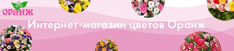 цветы - магазин оранж