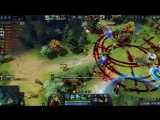 Liquid vs NaVi Carry Battle - EPIC Game Miracle TB vs Crystallize Dusa - Dota 2