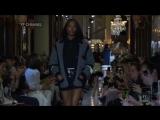Adriana Lima &amp Naomy Campbell Paris 30 june 2018 Fashion Week Miu Miu