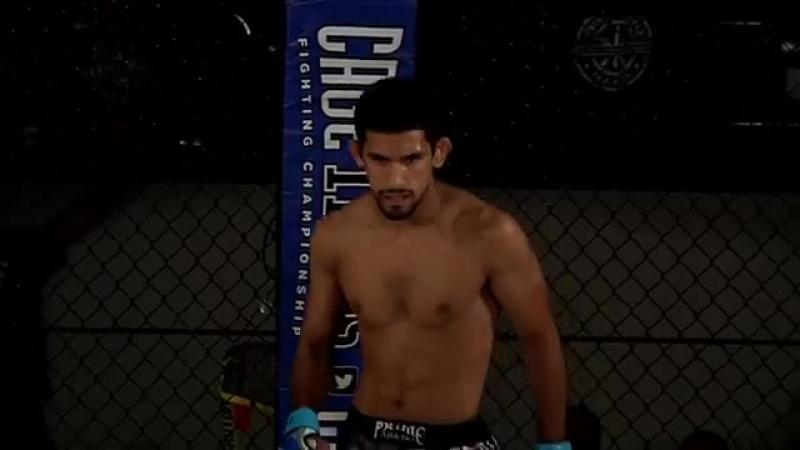 Cage Titans XXX Manny Bermudez vs Rodrigo Almeida