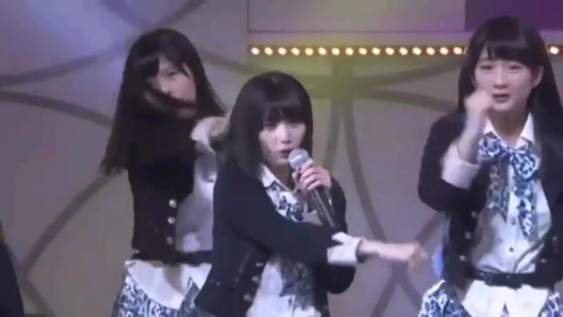 NMB48 Draft 3 Kenkyuusei - Teppen Tottande @ 180403 NMB48 Ichikawa Miori Sotsugyou Concert
