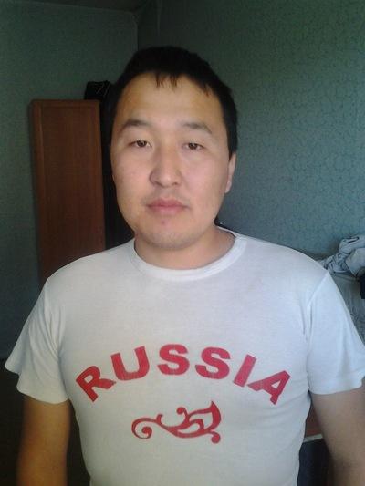 Шолбан Кондратай, 6 июля , Кызыл, id88465766
