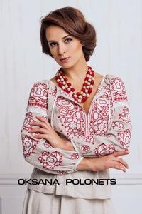 Вишиті сукні в українському стилі  ab65531da6c89