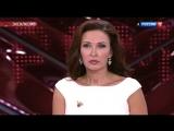 Андрей Малахов. Прямой эфир 17.09.2018 Эвелина Блёданс
