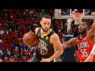 GS Warriors vs New Orleans Pelicans - Full Game Highlights   Game 3   May 4, 2018   NBA Playoffs