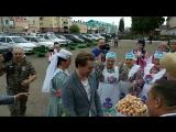 Как Сергея Безрукова в Татарстане встречали