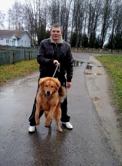 Константин Халецкий, 14 февраля 1991, Орша, id132724663