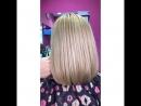 Окрашивание волос и стрижка ✂️✂️✂️