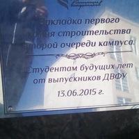 Анкета Алексей Галич