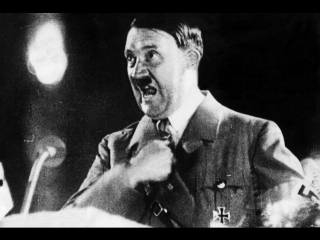 Застрелился фашистский палач и нацистский преступник Нюрндберга – Адольф.Речь 1934г.[RUS]перевод