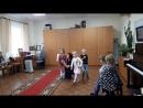 Занятие кружка народных песен и игр Лестница Младшая группа