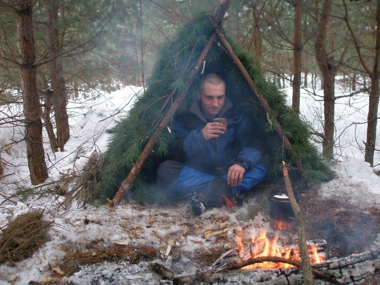 Афиша Тамбов Искусство выживания в дикой природе