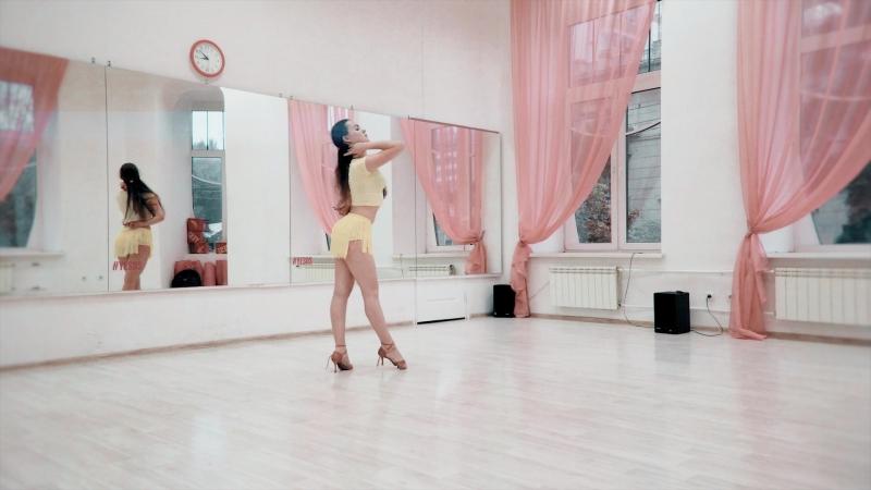 Rumba Румба Сольная латина Студия танцев YES г Саратов