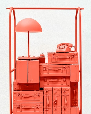 """PANTONE on Instagram """"Among the joyful pursuits that Living Coral symbolizes, travel tops the list – often creating experiences that enable human ..."""