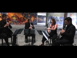 Candide Overture by Leonard Bernstein- Quatuor de Clarinettes Anches Hant