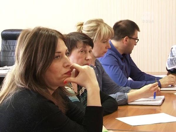 Заседание оргкомитета по проведению субботников