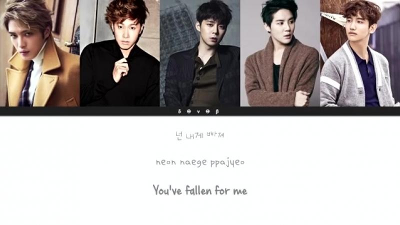 TVXQ DBSK 동방신기 Mirotic Han Rom Eng Color Coded Lyrics.mp4