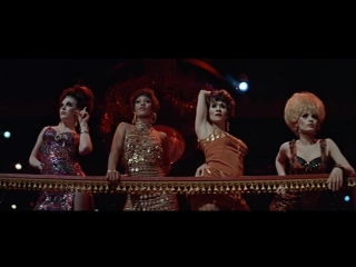 BOB FOSSE choreography - The Rich Mans Frug (Sweet Charity)