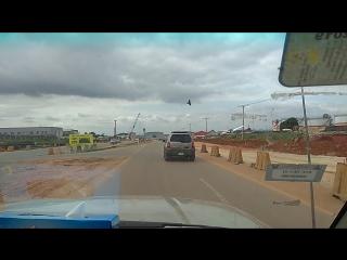 Trip to Lagos Airport, Nigeria Part 7