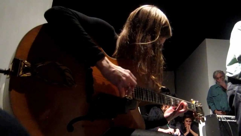 Marc Ribot Trio w/guest Mary Halvorson (1/31/2014)