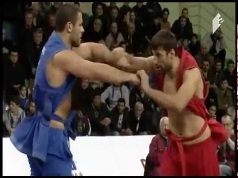Guram Tushishvili VS Paata Gviniashvili Semifinal