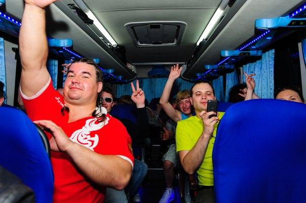 Автобус Москва-Саратов