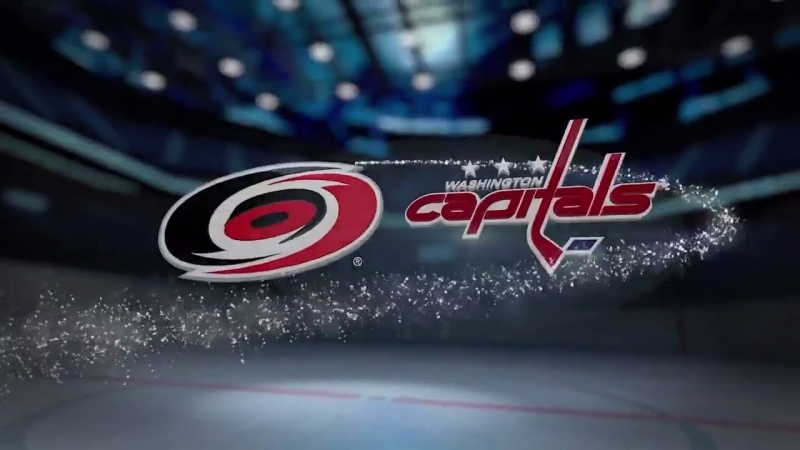Washington Capitals vs Carolina Hurricanes   21.09.2018   NHL Preseason 2018